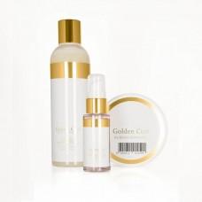 Полный набор средств для ухода за волосами Golden Curl